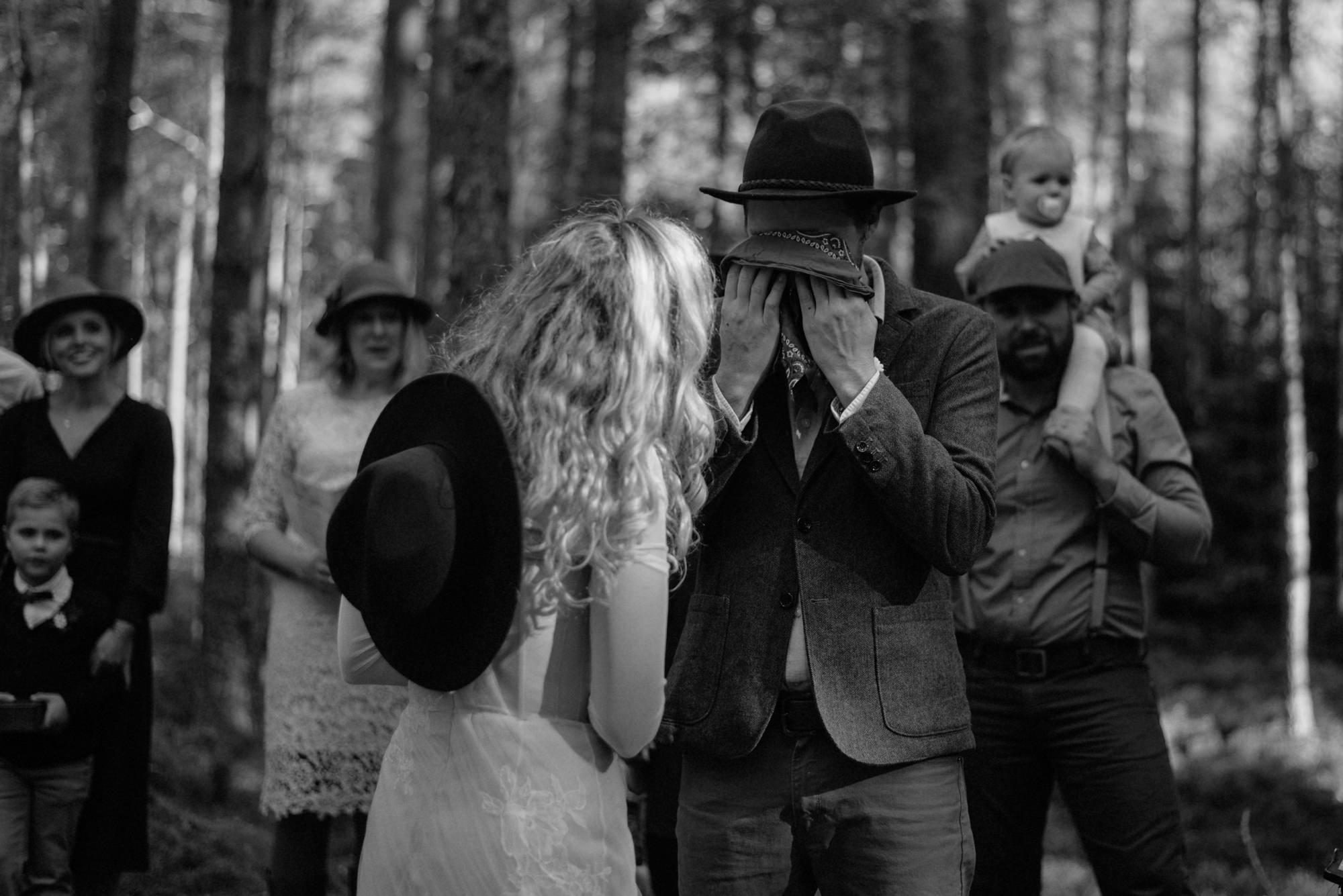 emotional wedding at inshriach house 0121
