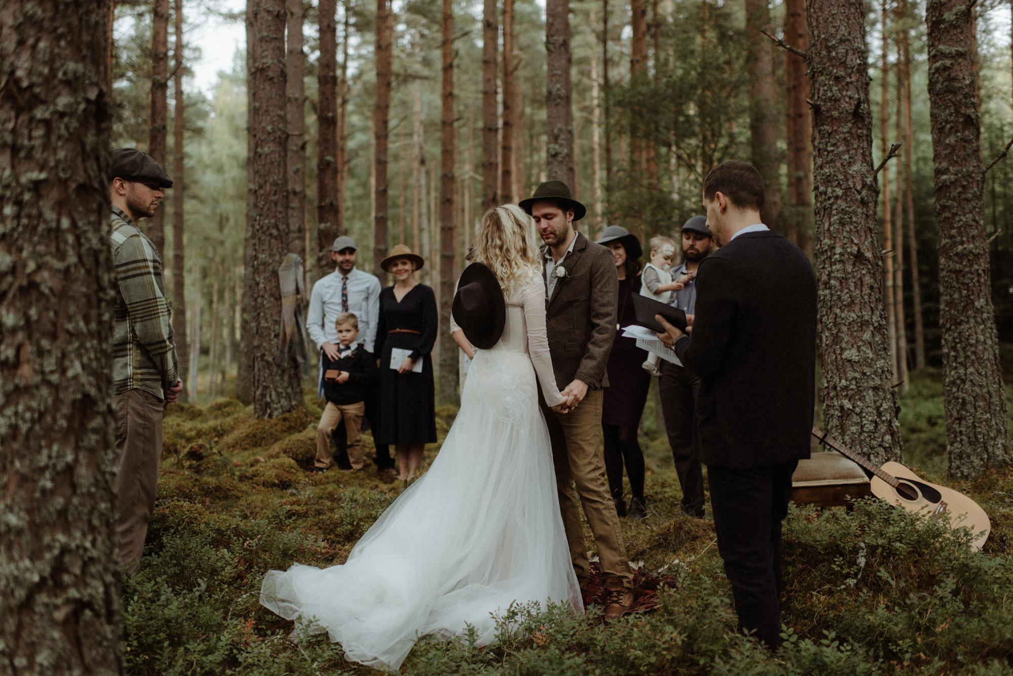 emotional wedding at inshriach house 0136