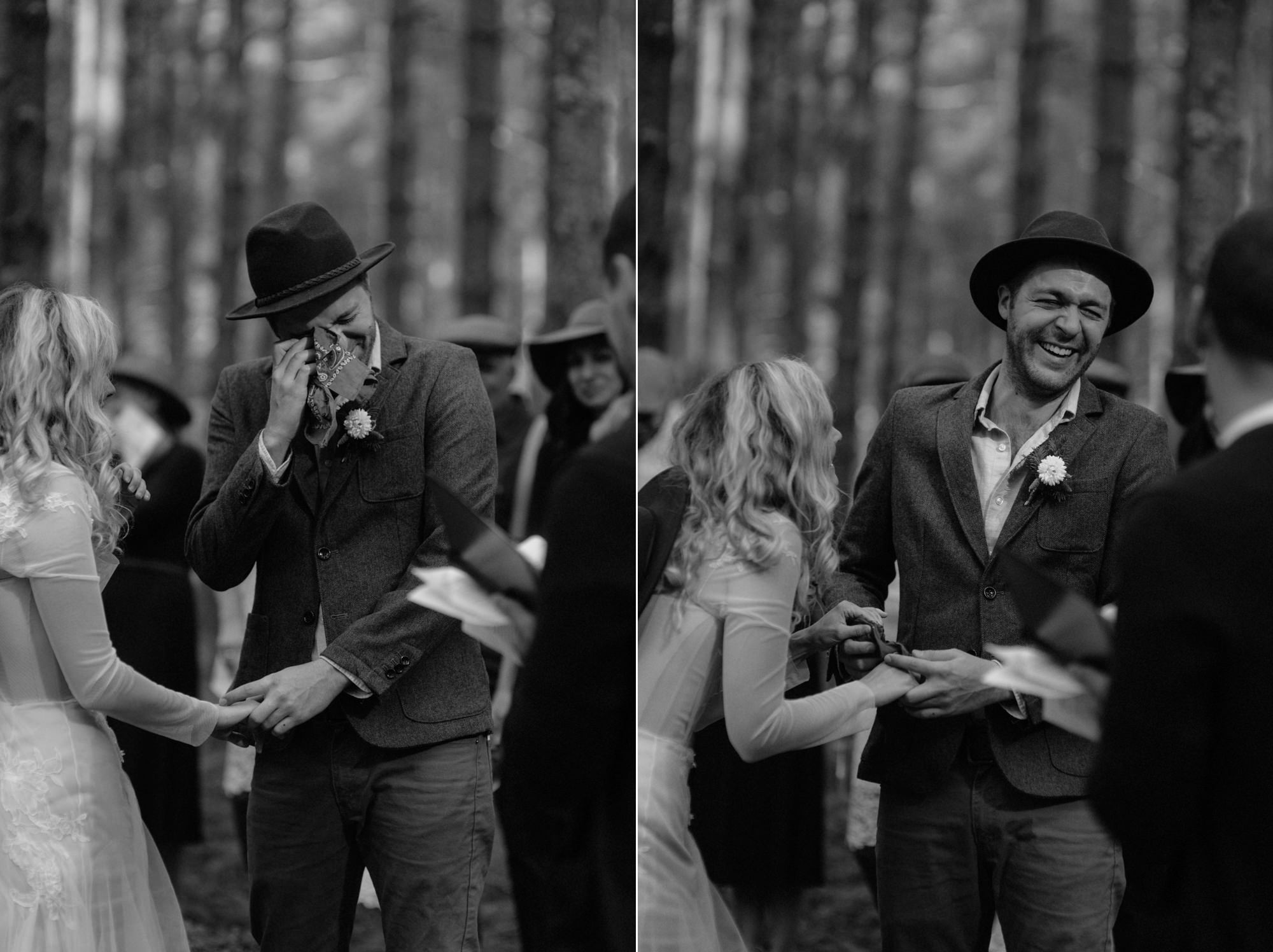 emotional wedding at inshriach house 0137