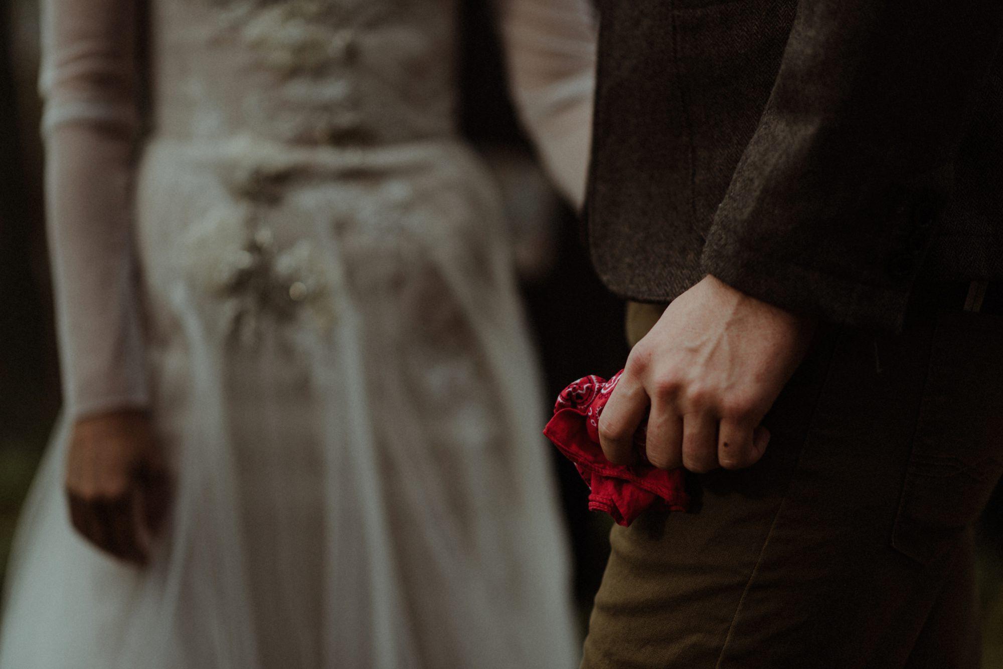 emotional wedding at inshriach house 0145