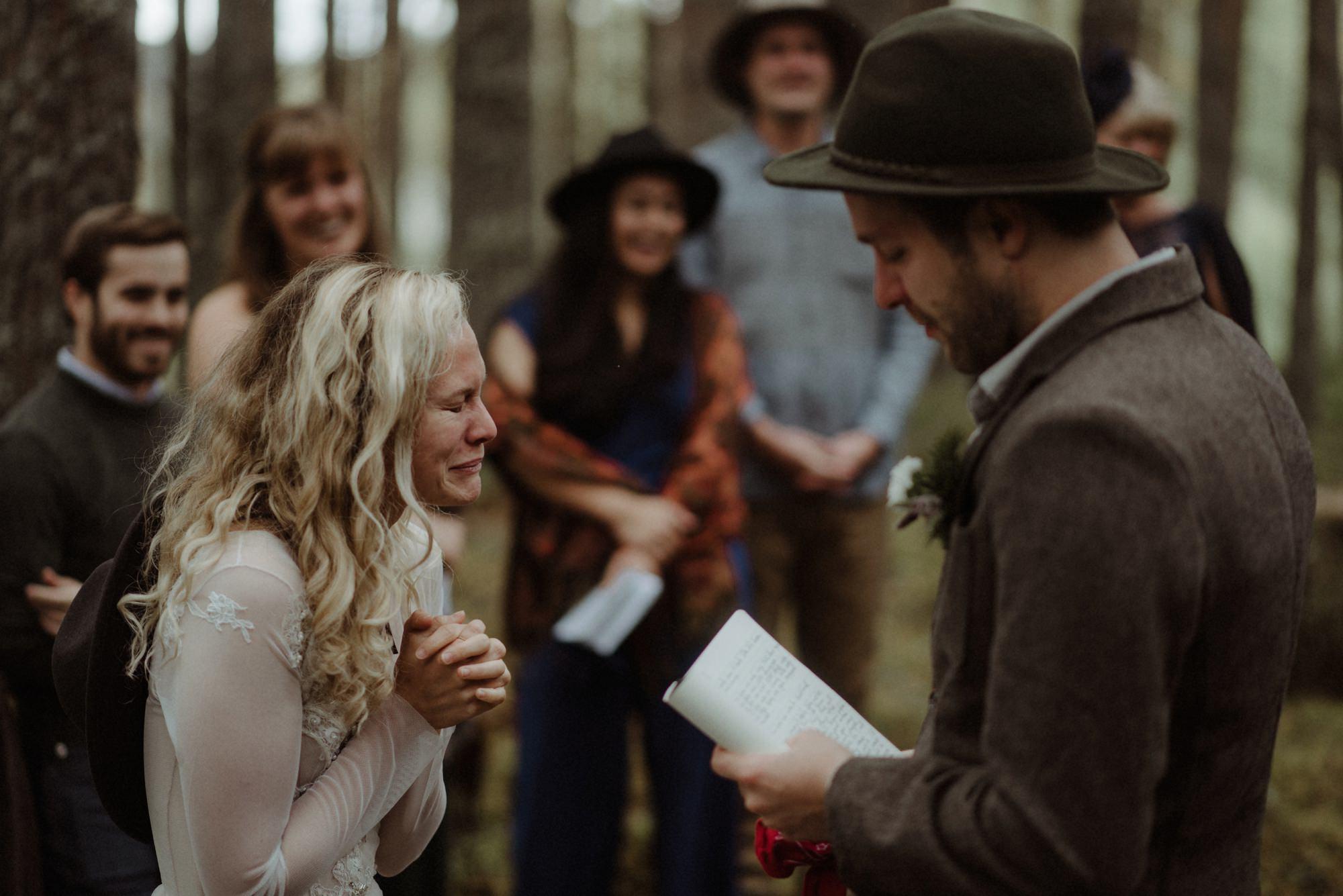 emotional wedding at inshriach house 0164