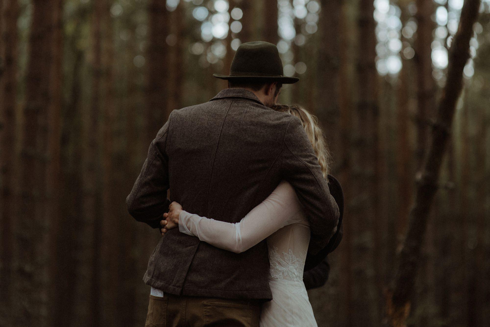 emotional wedding at inshriach house 0180