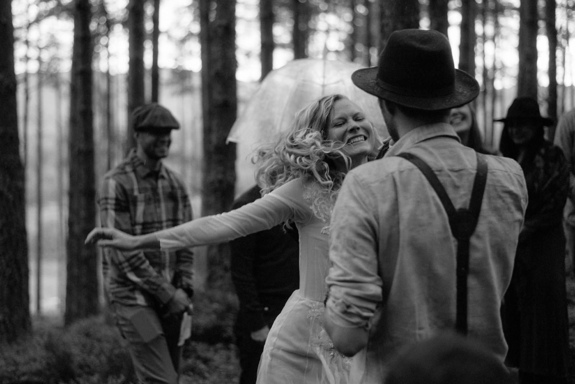 emotional wedding at inshriach house 0215