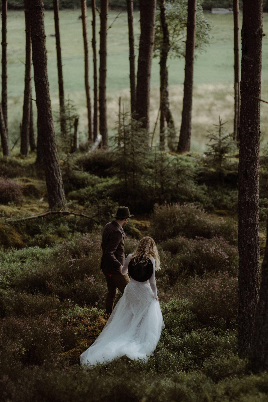 emotional wedding at inshriach house 0228