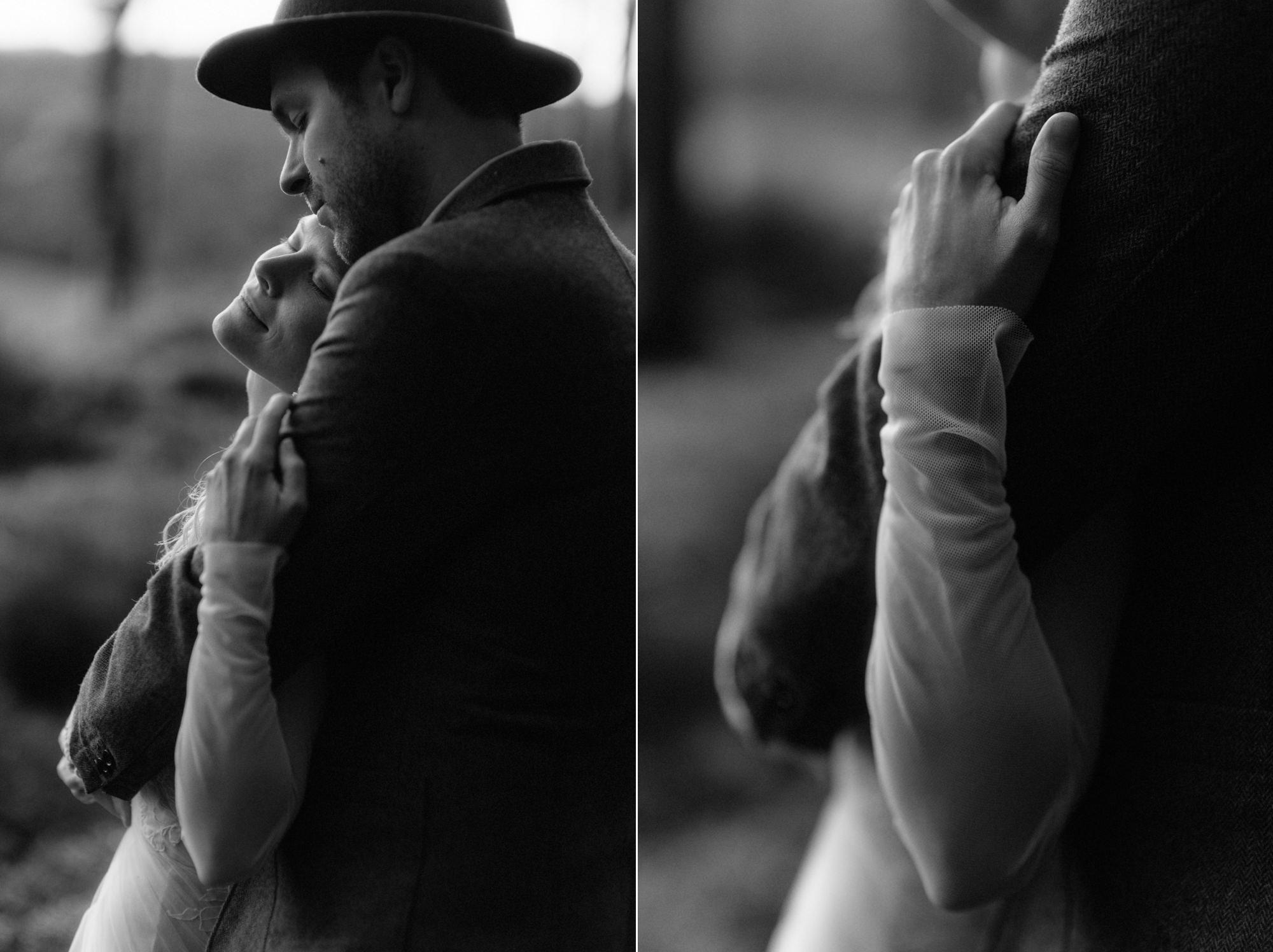 emotional wedding at inshriach house 0231