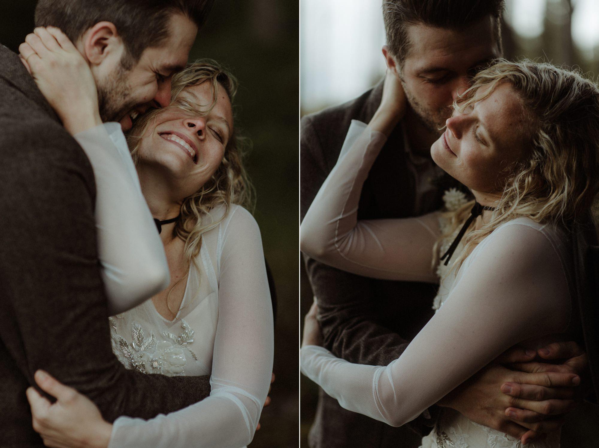 emotional wedding at inshriach house 0260