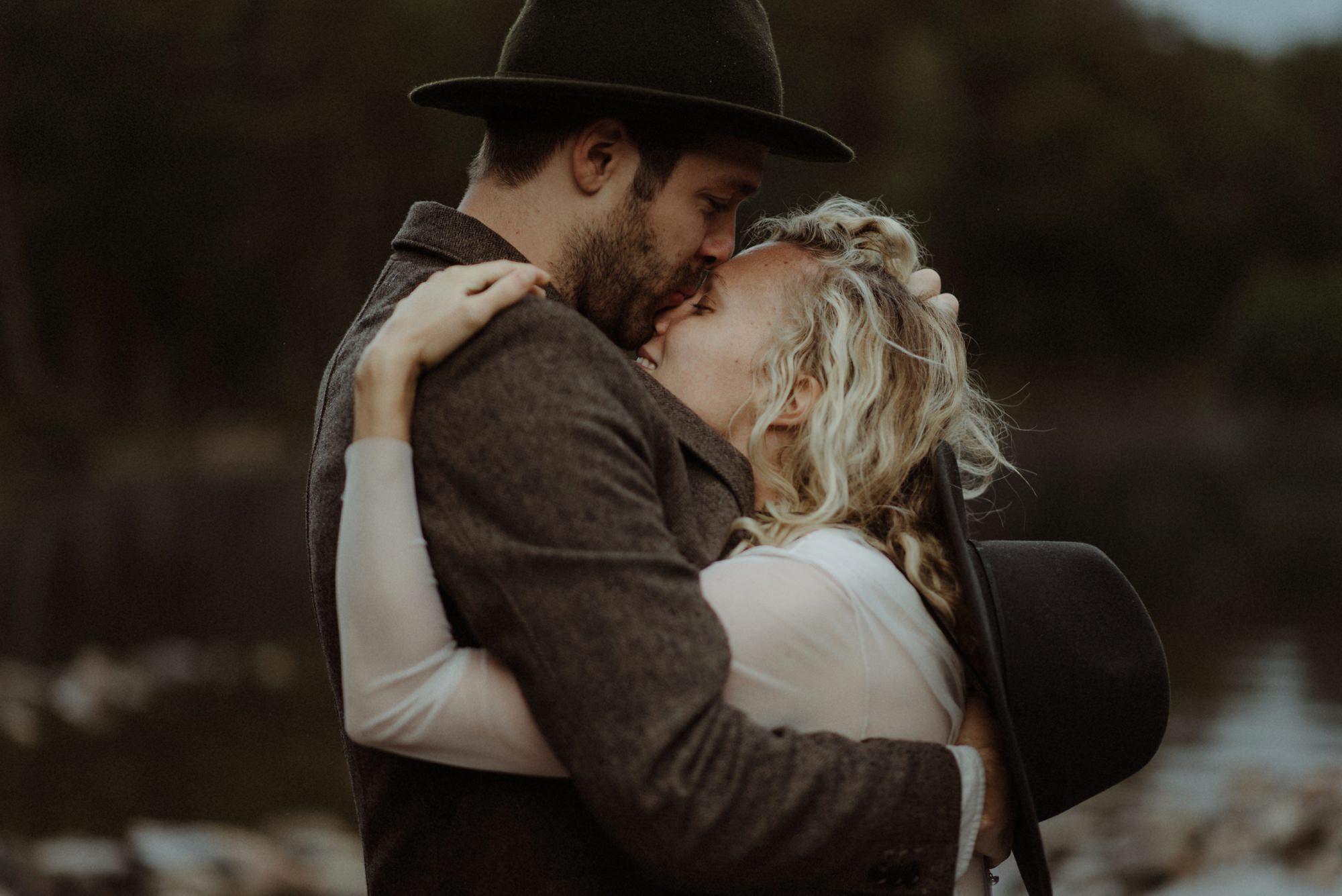emotional wedding at inshriach house 0268