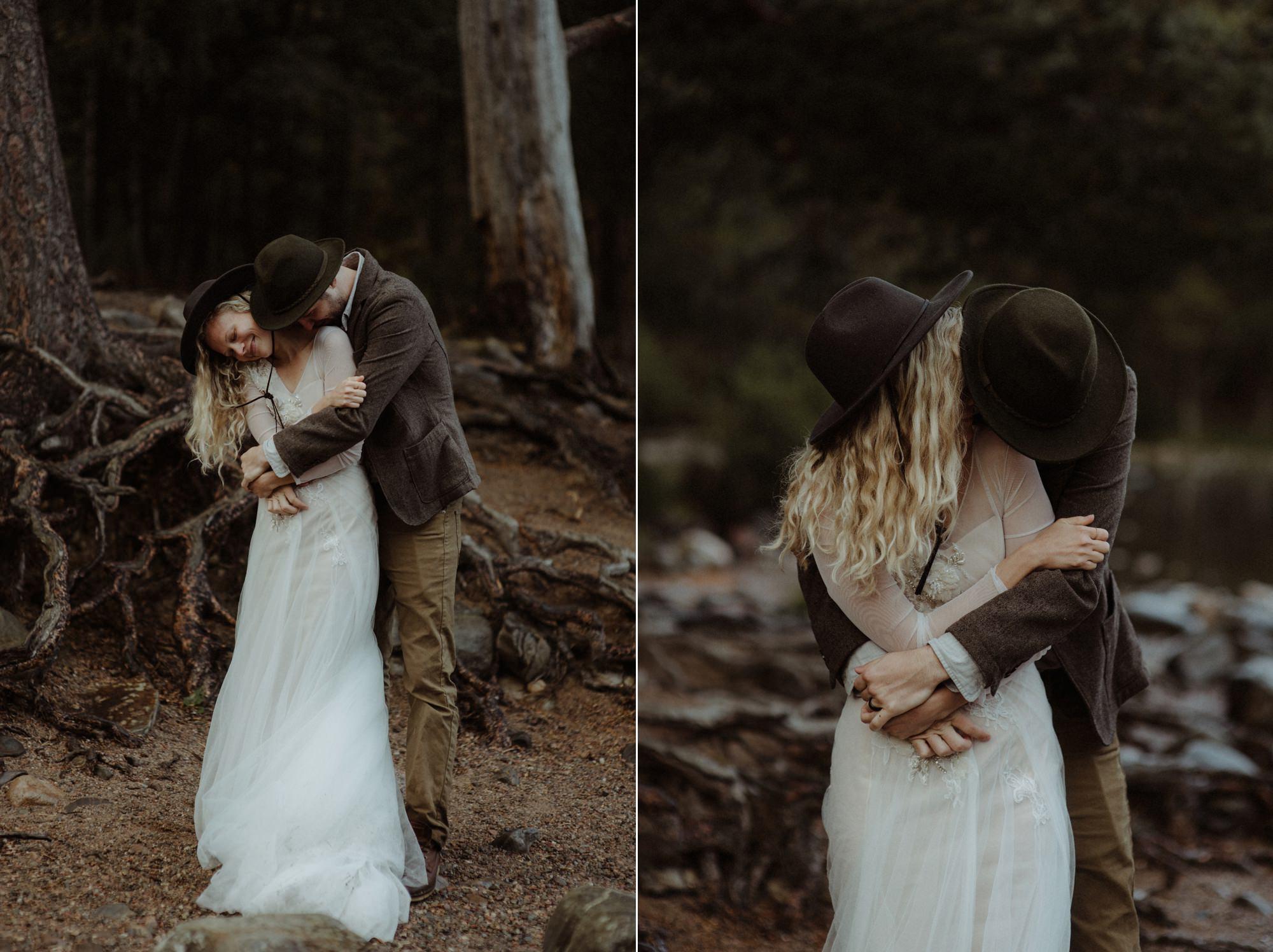 emotional wedding at inshriach house 0276