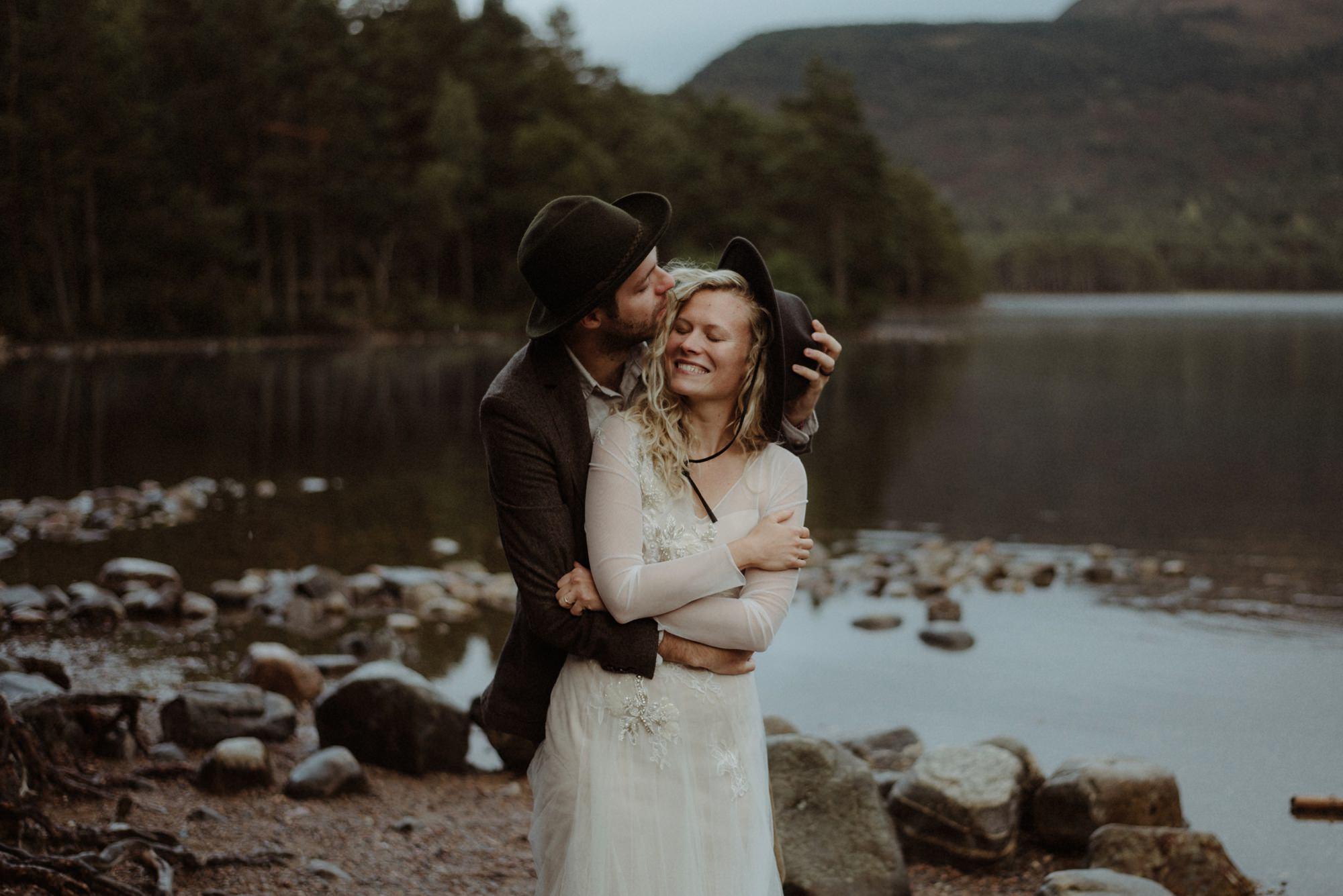 emotional wedding at inshriach house 0278