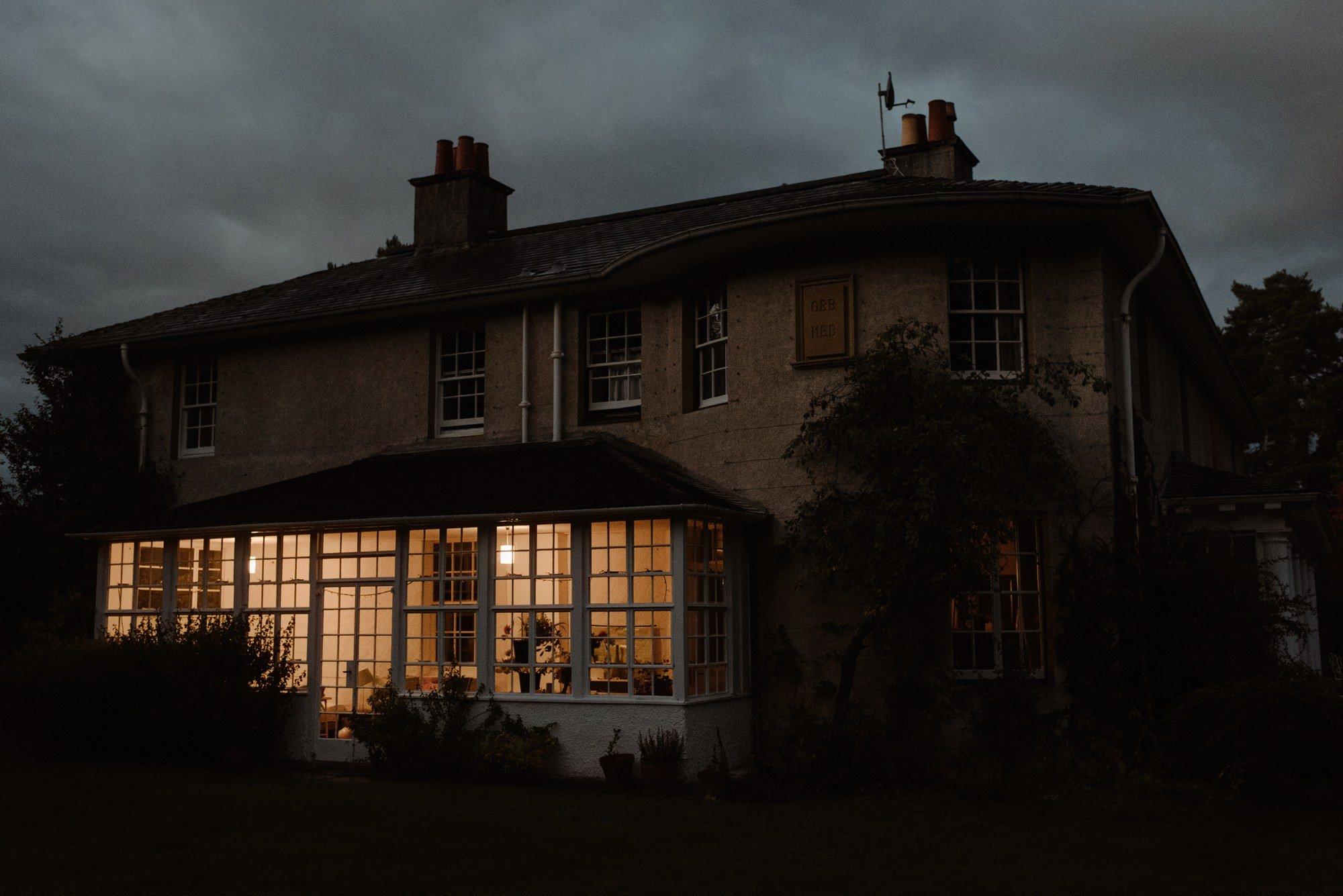 emotional wedding at inshriach house 0362