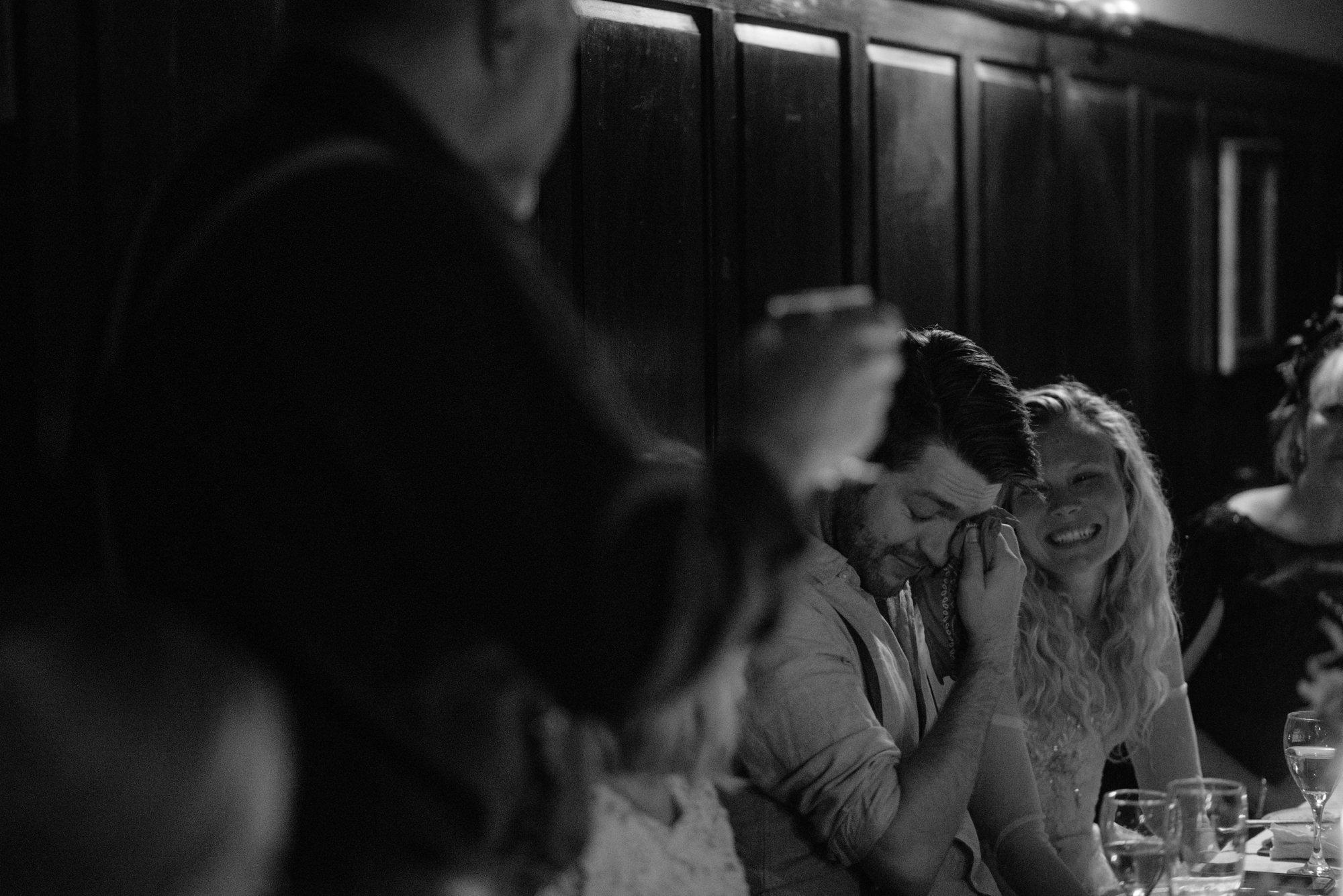emotional wedding at inshriach house 0365