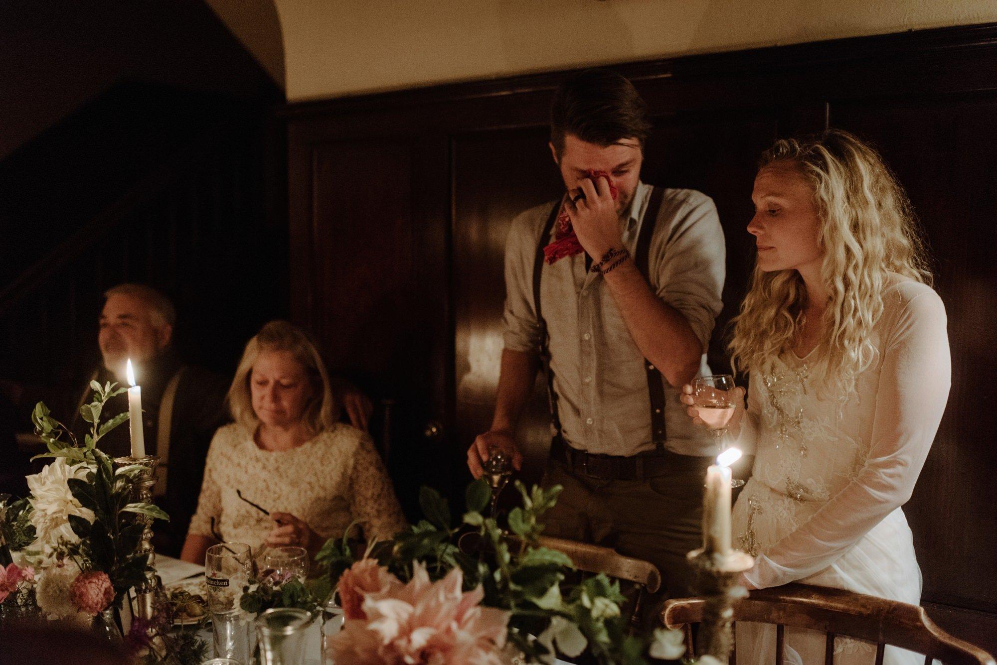 emotional wedding at inshriach house 0380