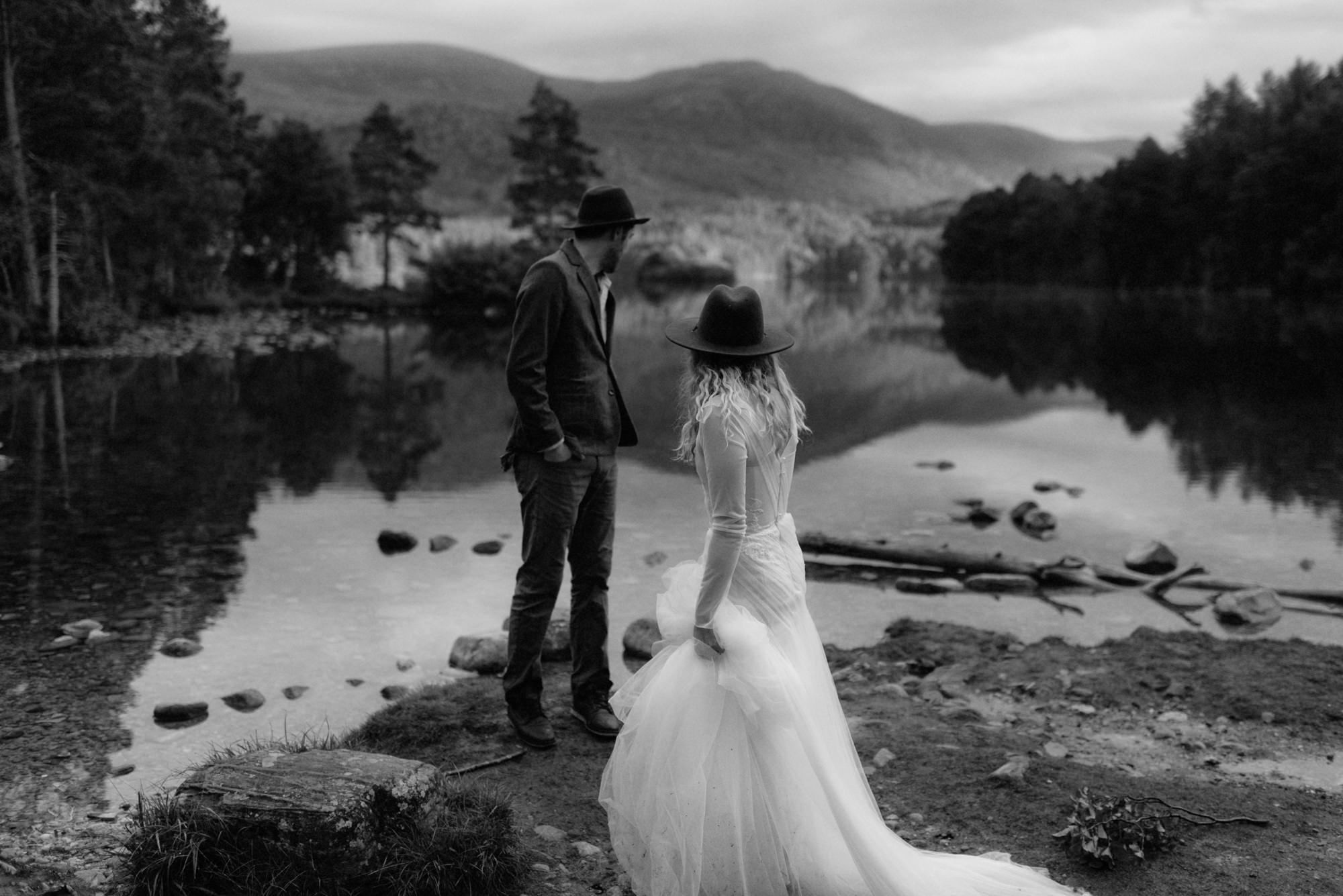 inshriach house wedding photographer 3