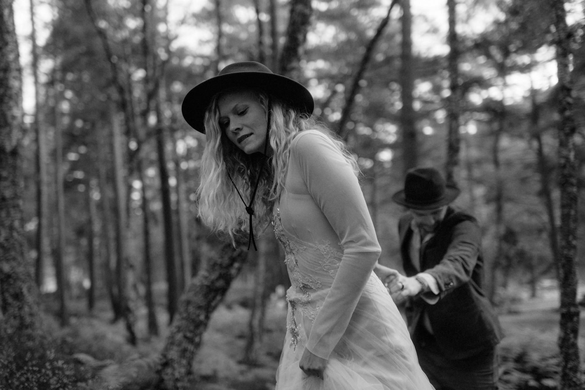 loch an eilein wedding photographer 4