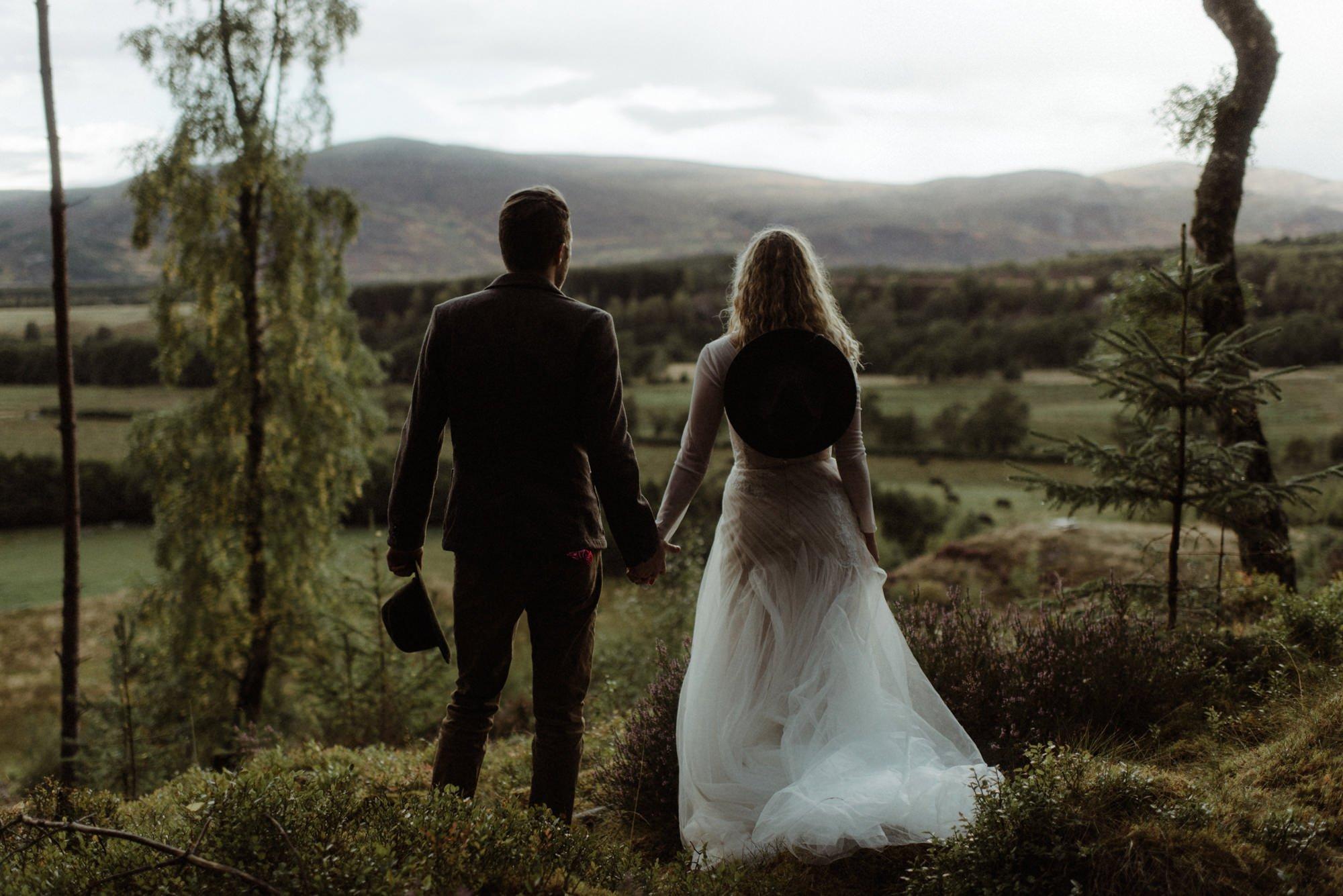 loch an eilein wedding photographer 8