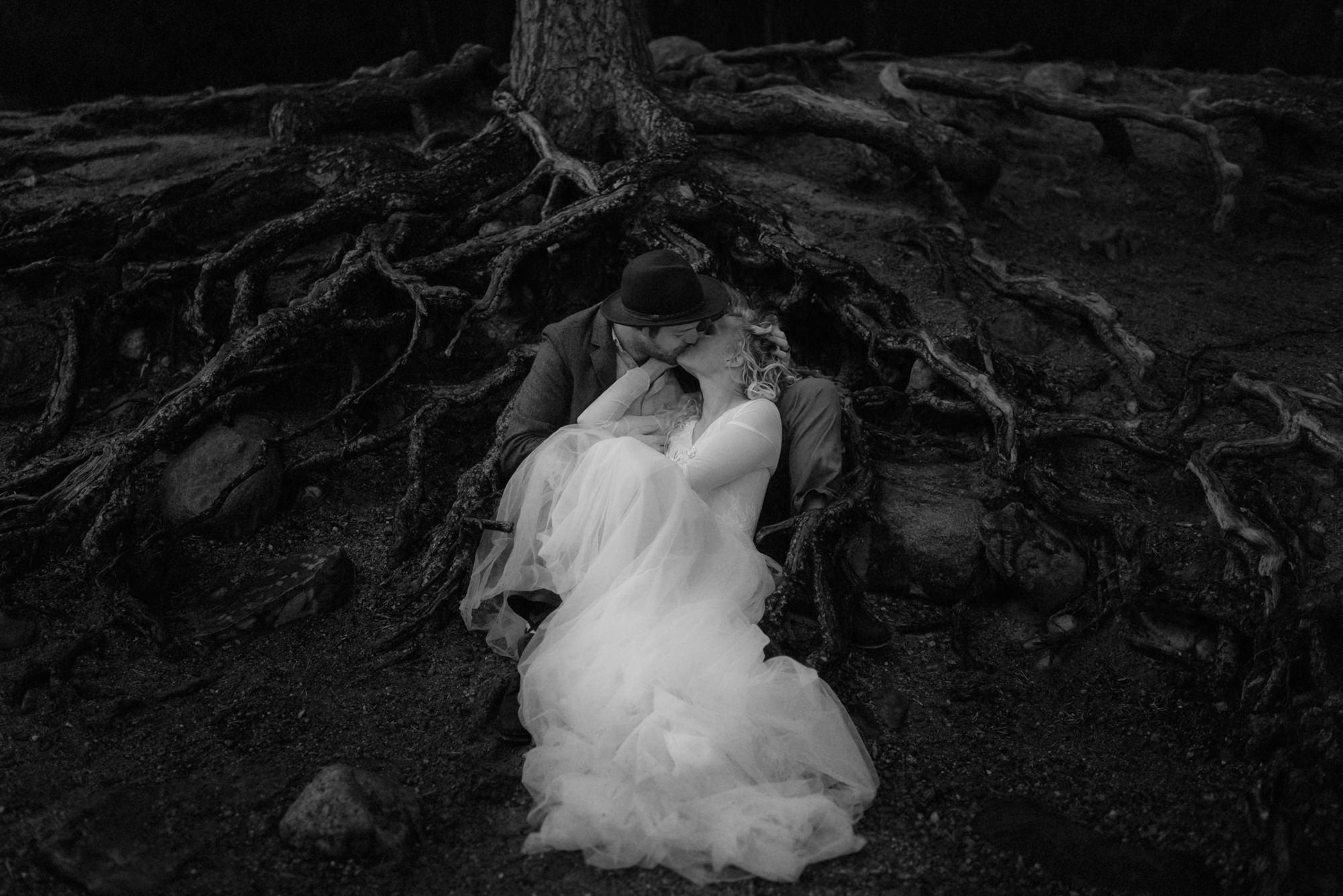 loch an eilein wedding photographer