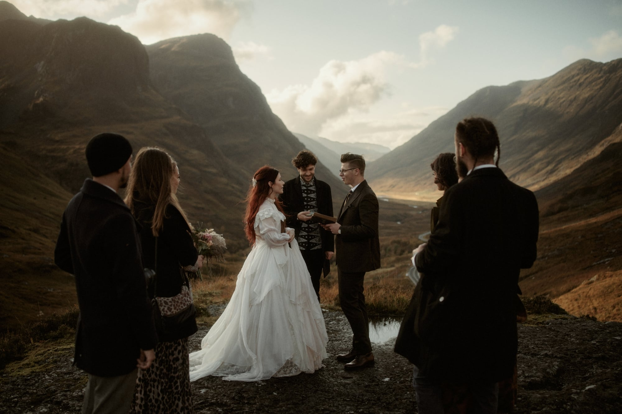 glencoe elopement photography 2226