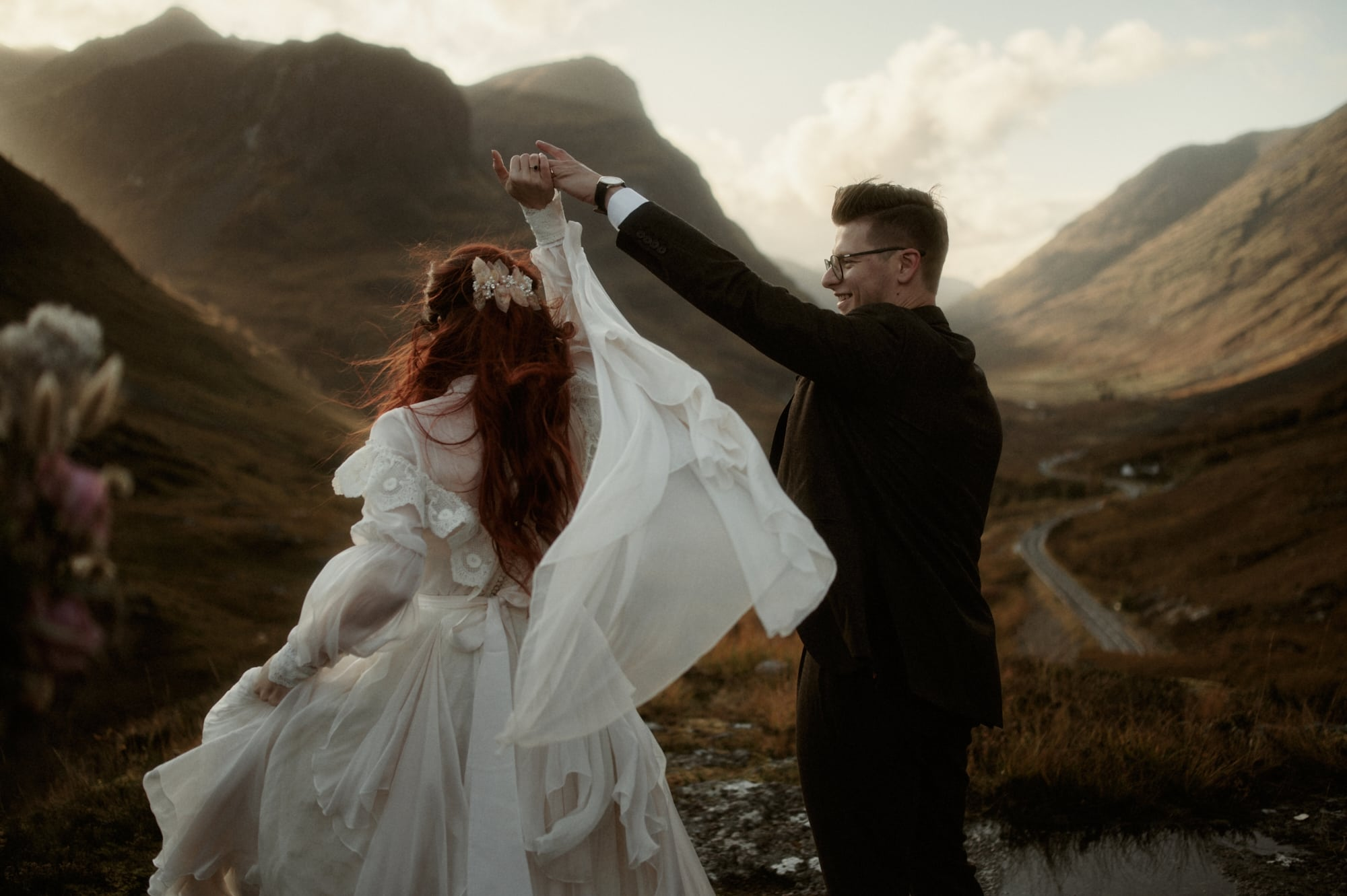 glencoe elopement photography 2231