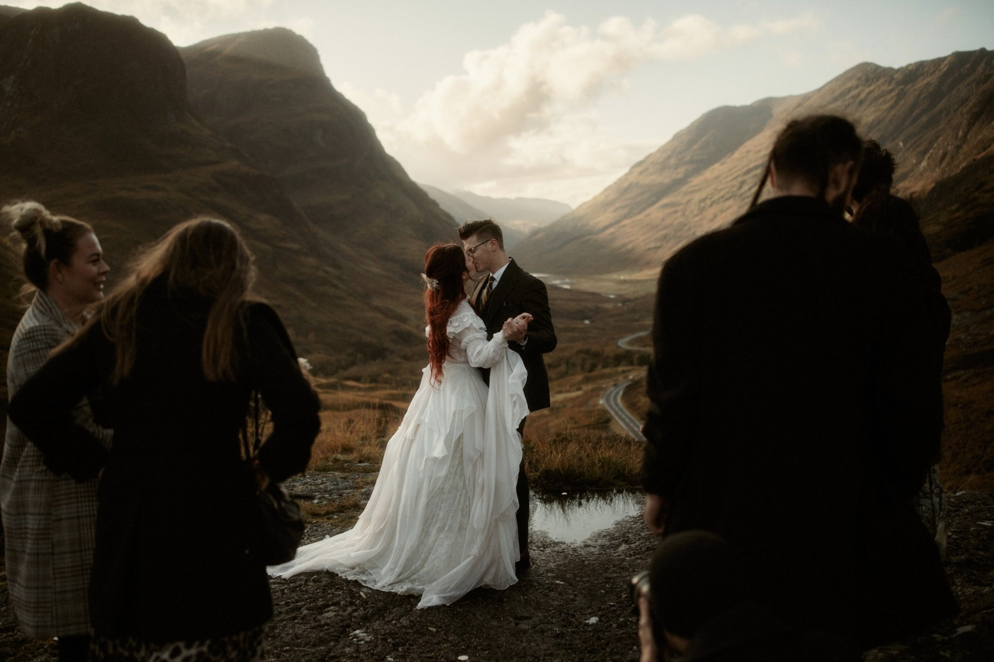 glencoe elopement photography 2232
