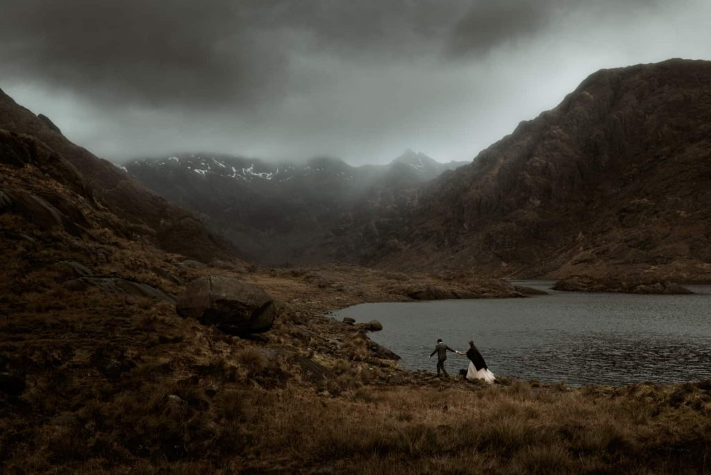 how to elope at loch coruisk