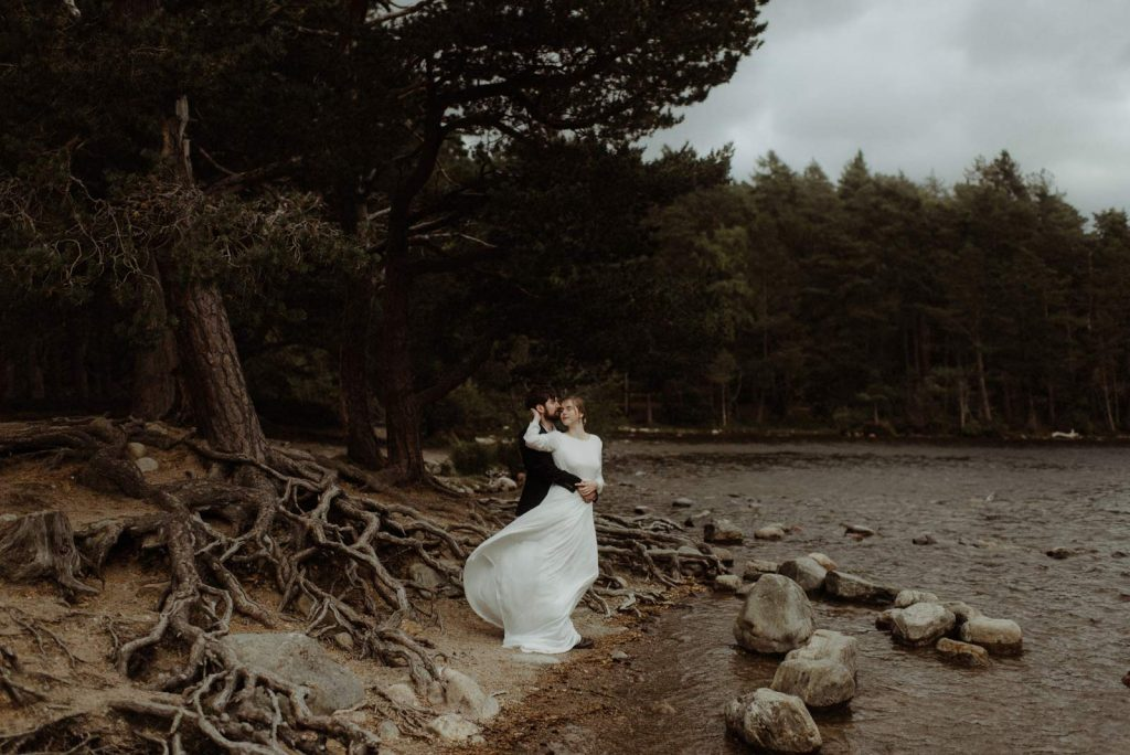 places to elope in scotland